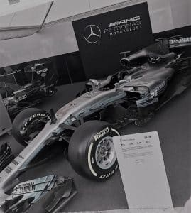 self-confidence with Lewis Hamilton