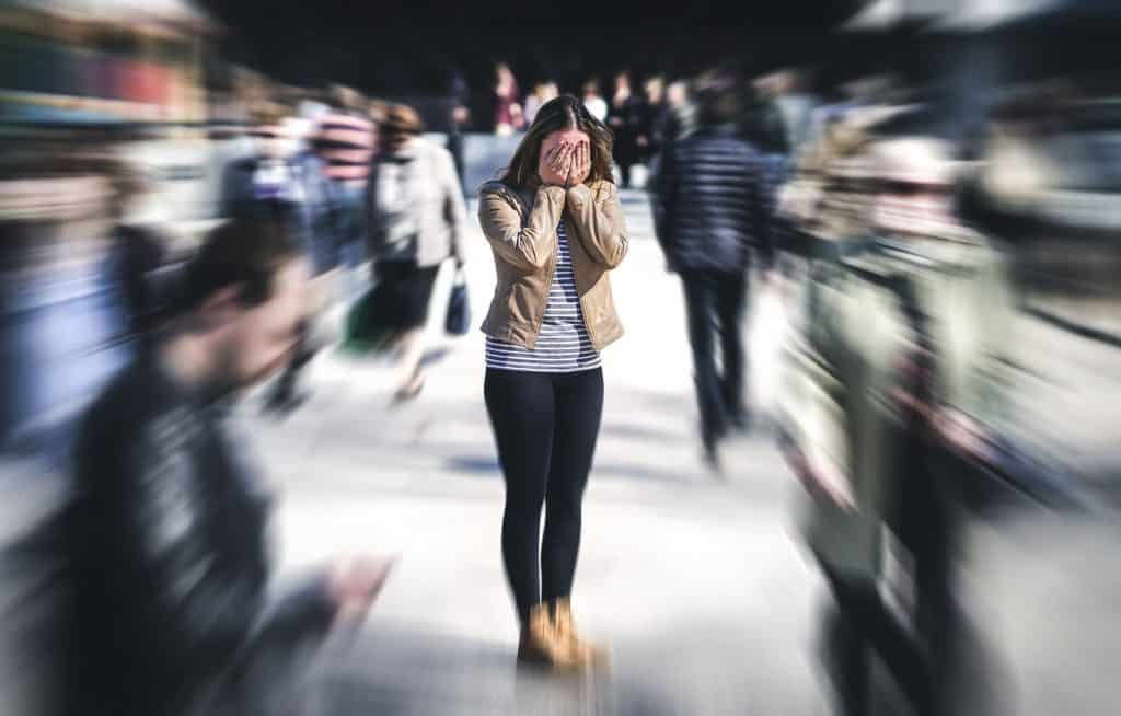stress in young people's lives
