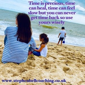 resilience coach and the meaning of time